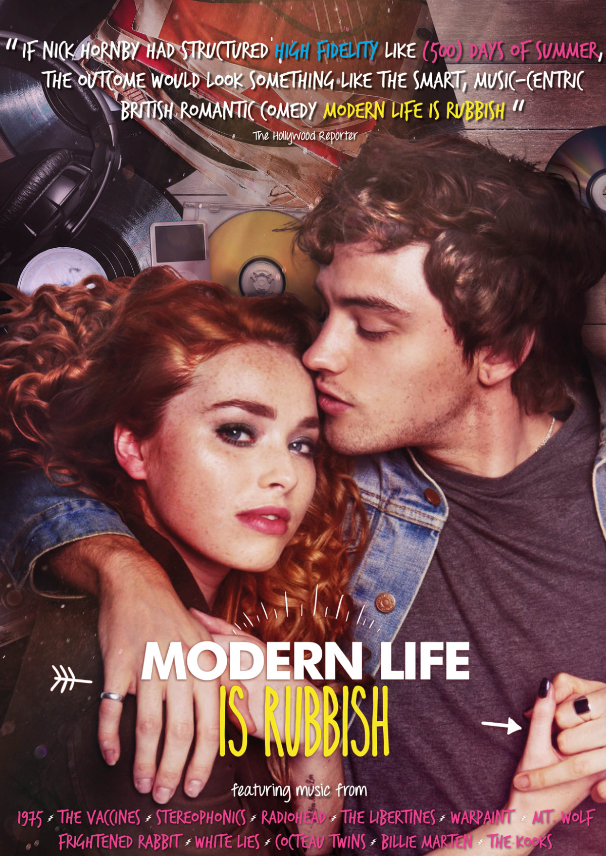 'Modern Life Is Rubbish' movie poster