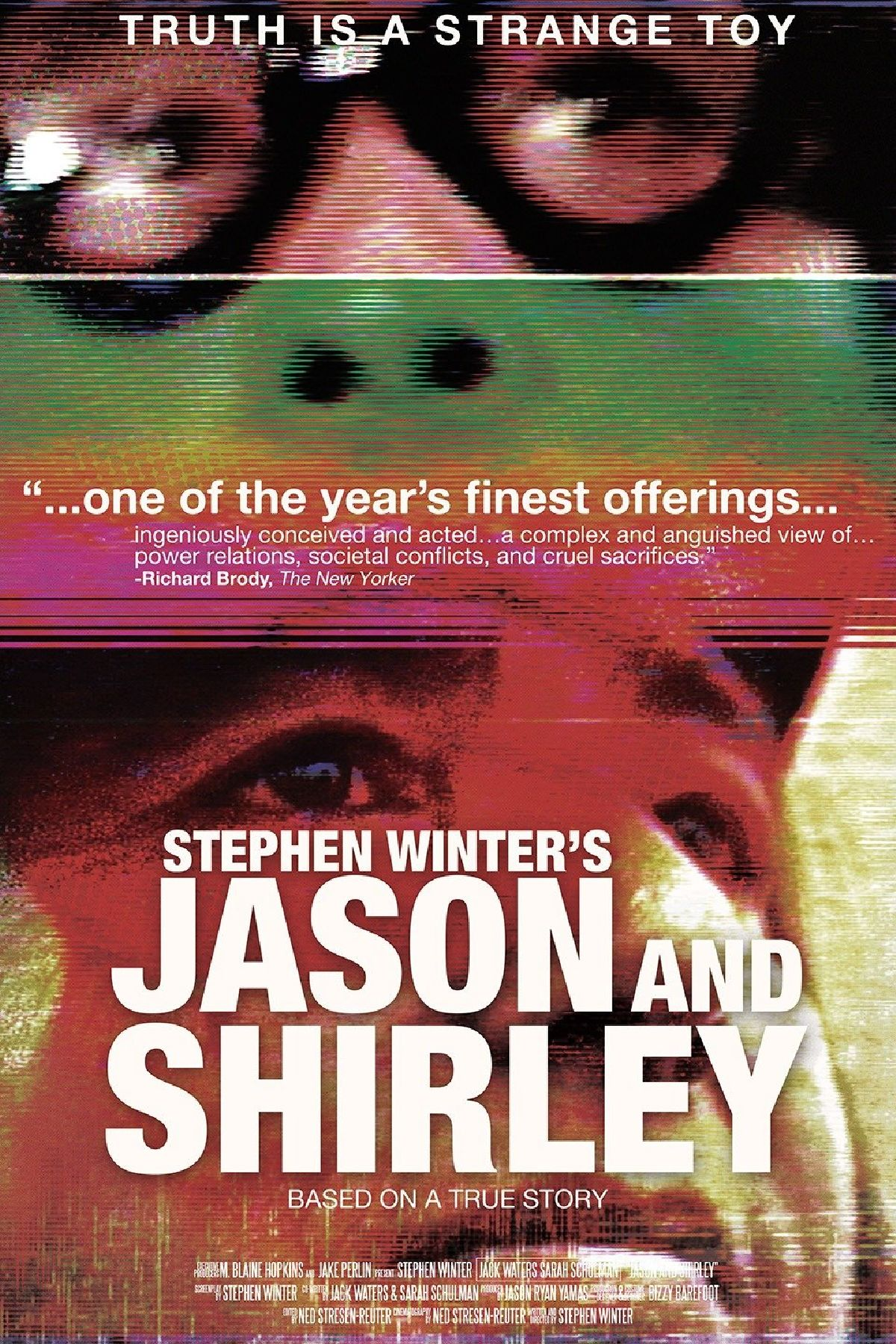 'Jason And Shirley' movie poster