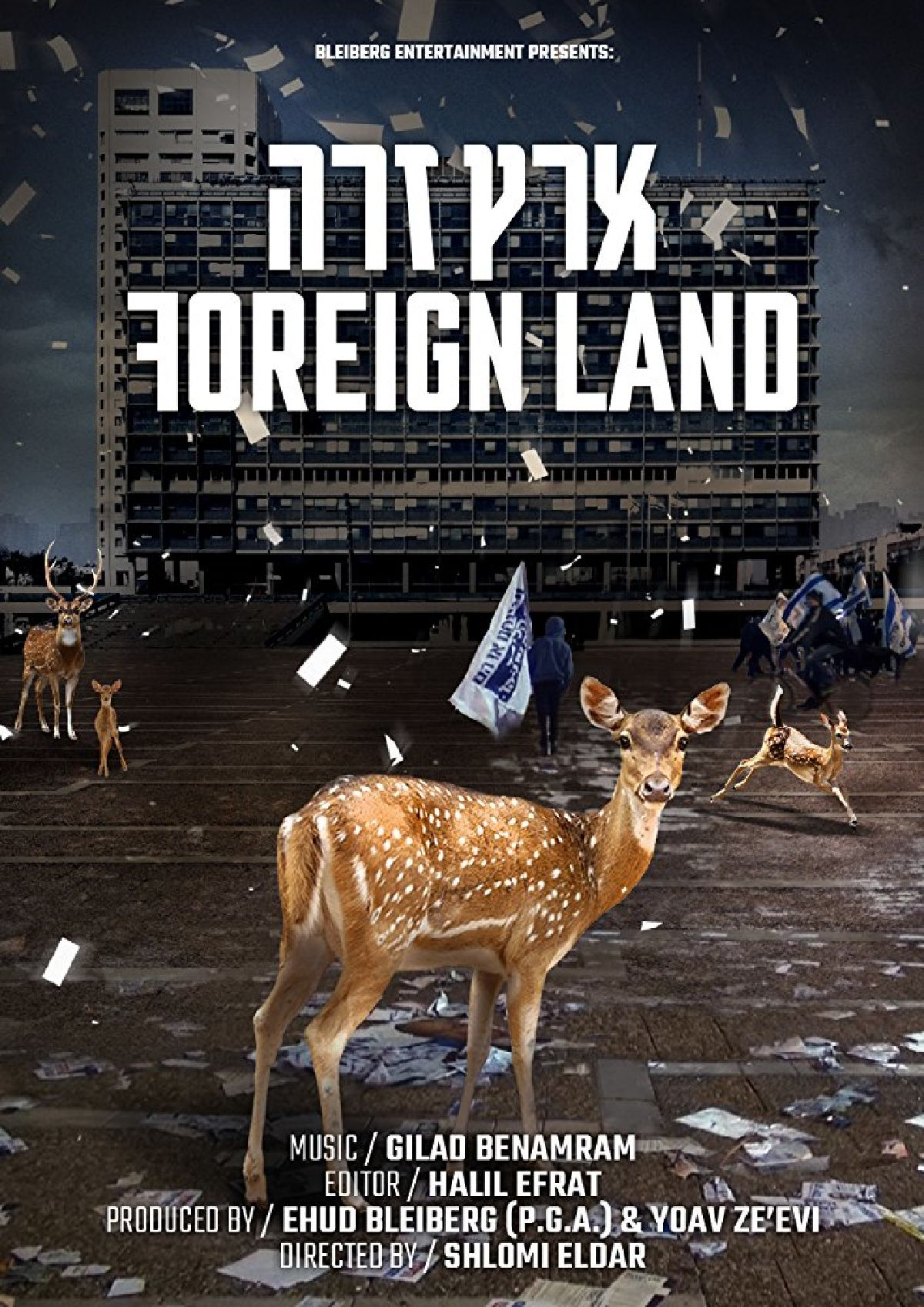 'Foreign Land' movie poster