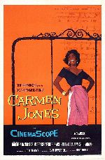 Carmen Jones showtimes
