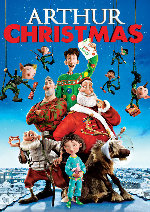 Arthur Christmas showtimes