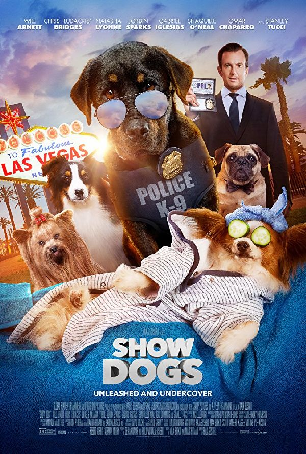 'Show Dogs' movie poster