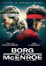 Borg vs. McEnroe showtimes