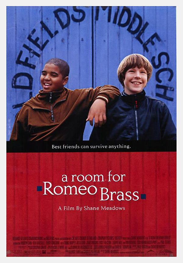 'A Room For Romeo Brass' movie poster