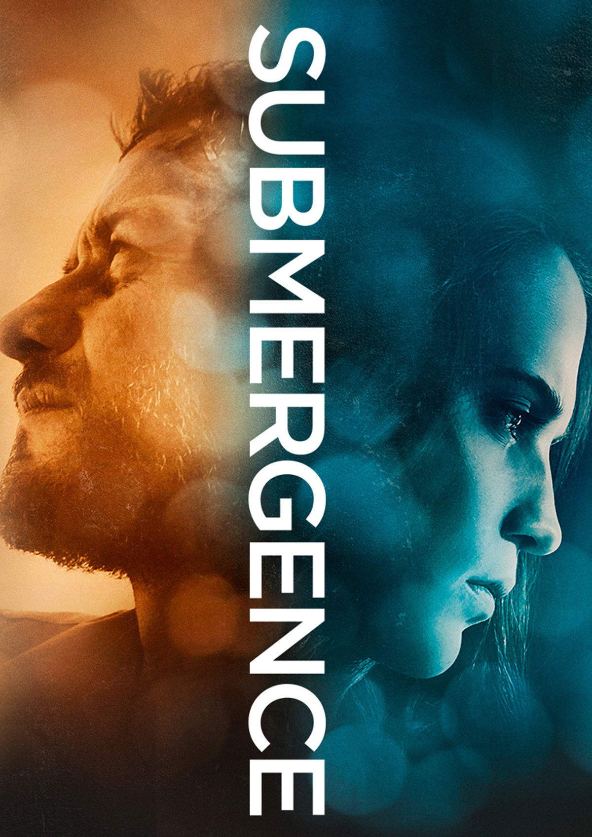 'Submergence' movie poster