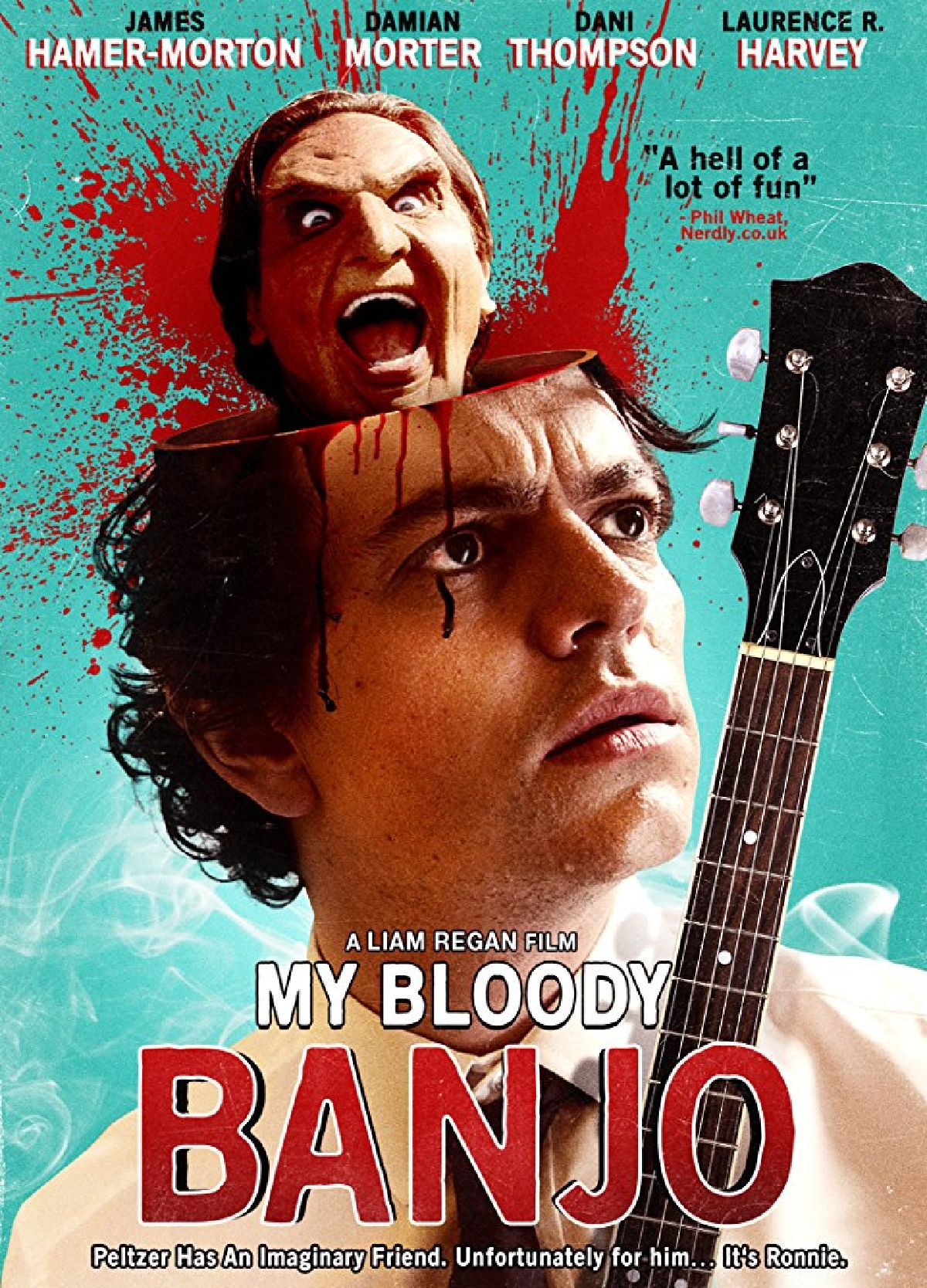 'My Bloody Banjo' movie poster