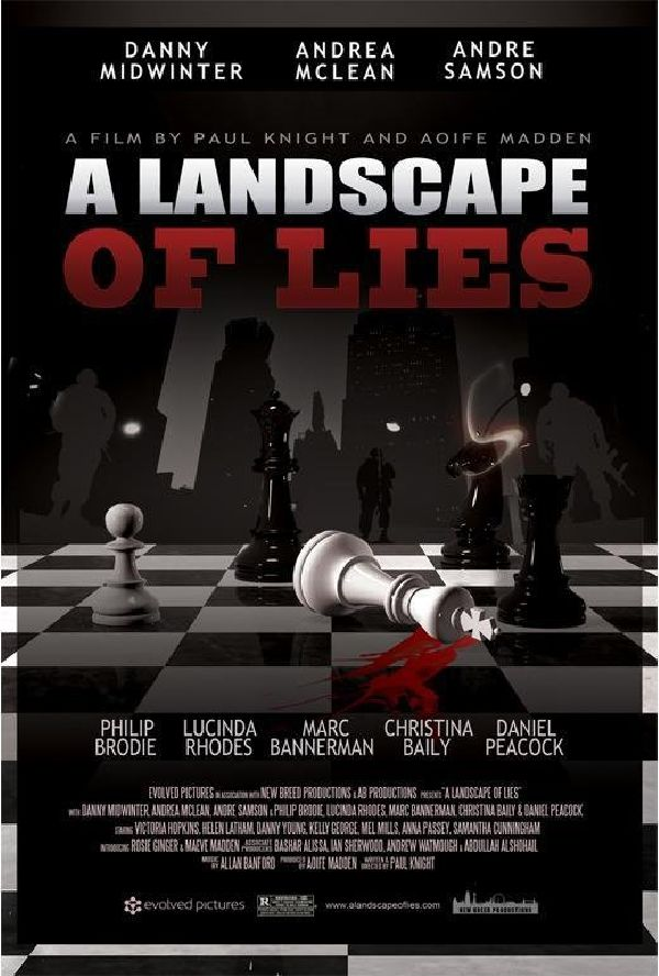 'A Landscape Of Lies' movie poster