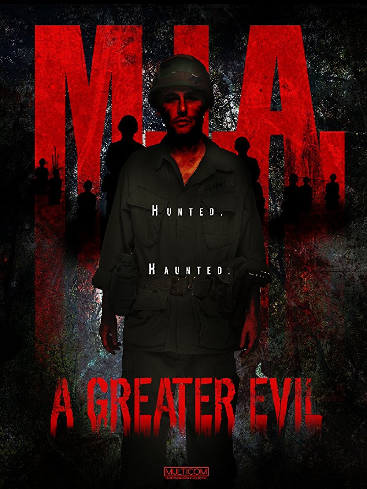 'M.I.A. A Greater Evil' movie poster