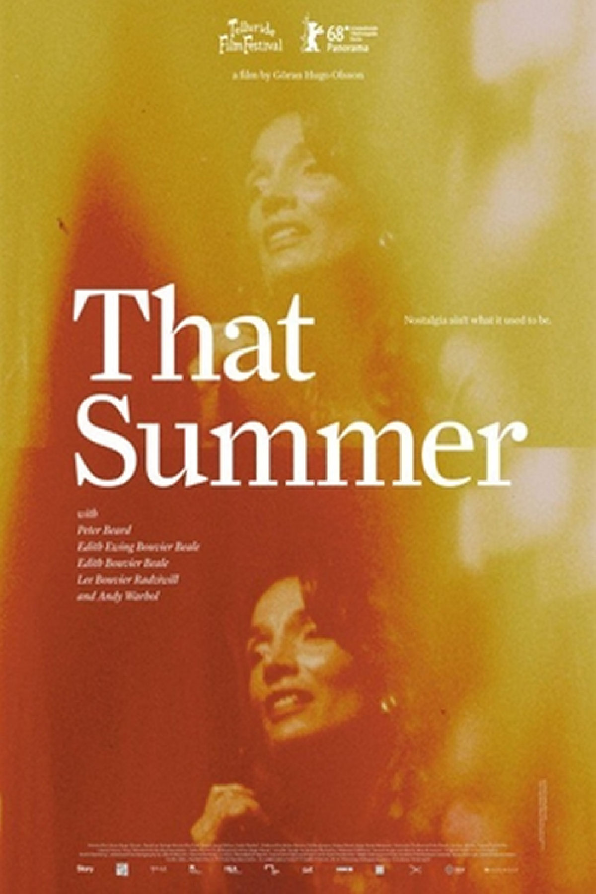 'That Summer' movie poster