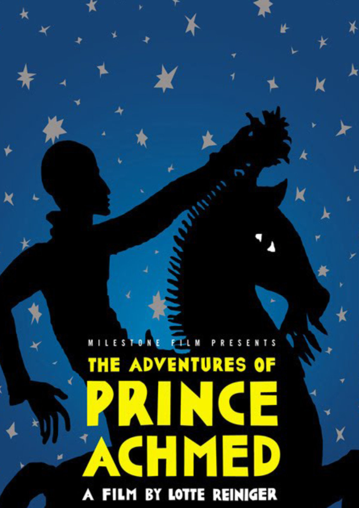 'The Adventures Of Prince Achmed' movie poster