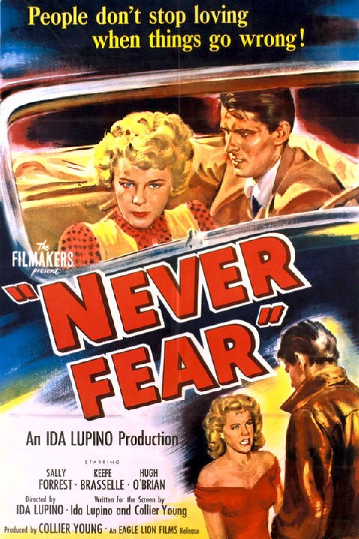'Never Fear' movie poster