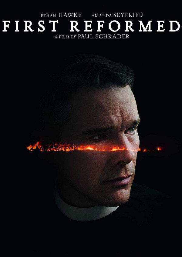 'First Reformed' movie poster