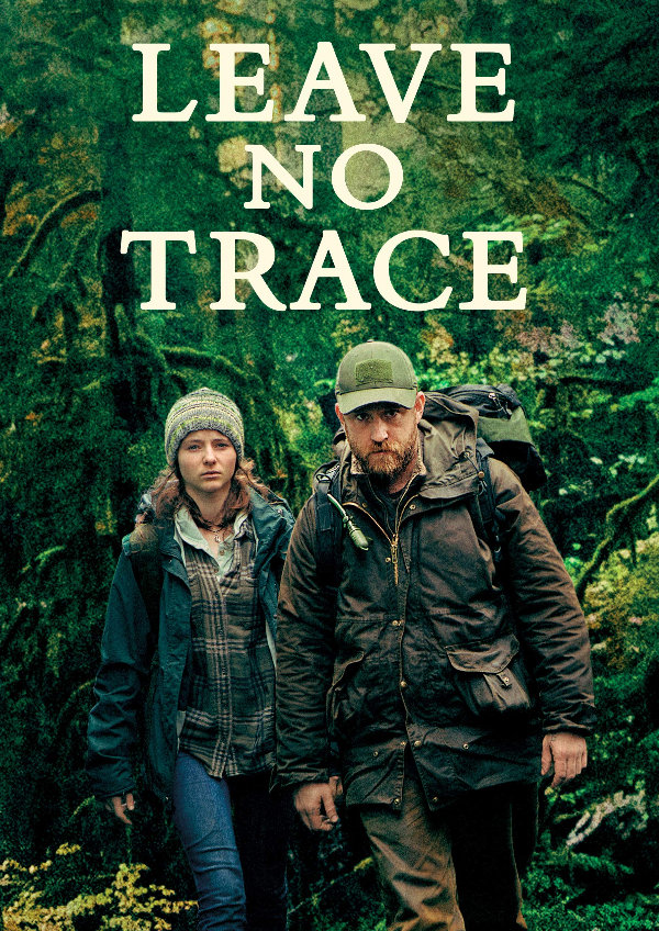'Leave No Trace' movie poster