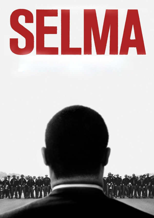 'Selma' movie poster