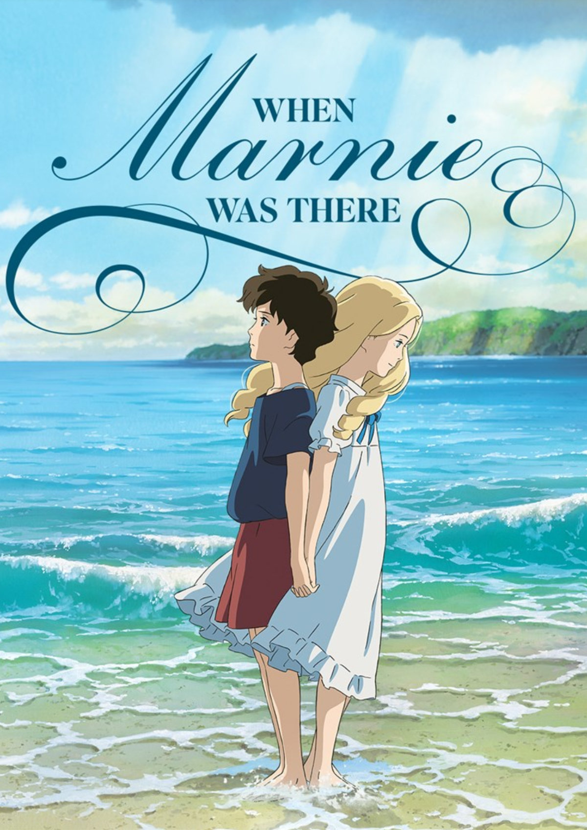 'When Marnie Was There' movie poster
