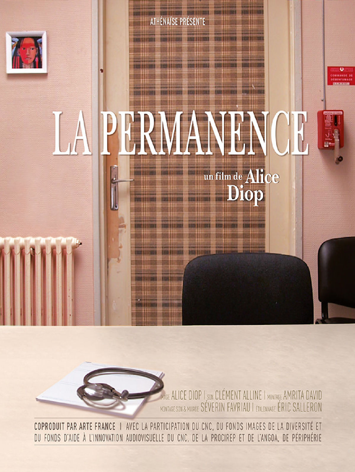 'La Permanence' movie poster