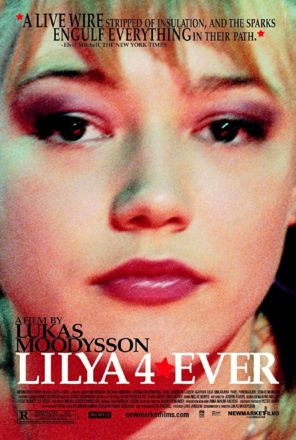 'Lilya 4-Ever' movie poster