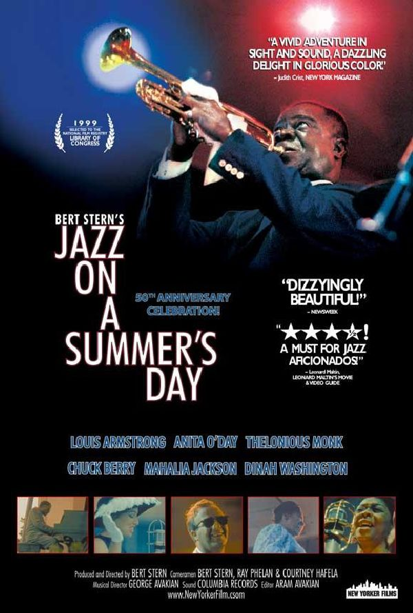 'Jazz On A Summer's Day' movie poster