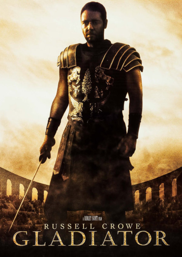 'Gladiator' movie poster