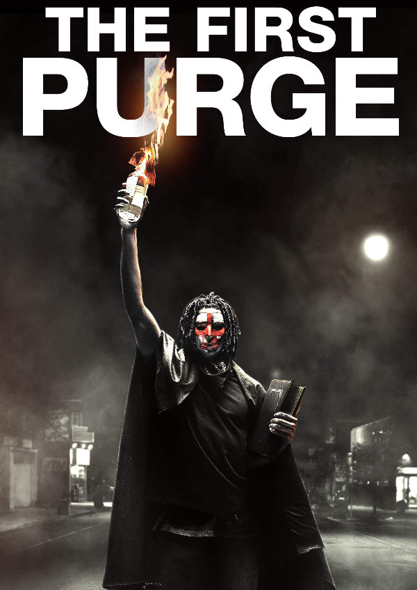 'The First Purge' movie poster