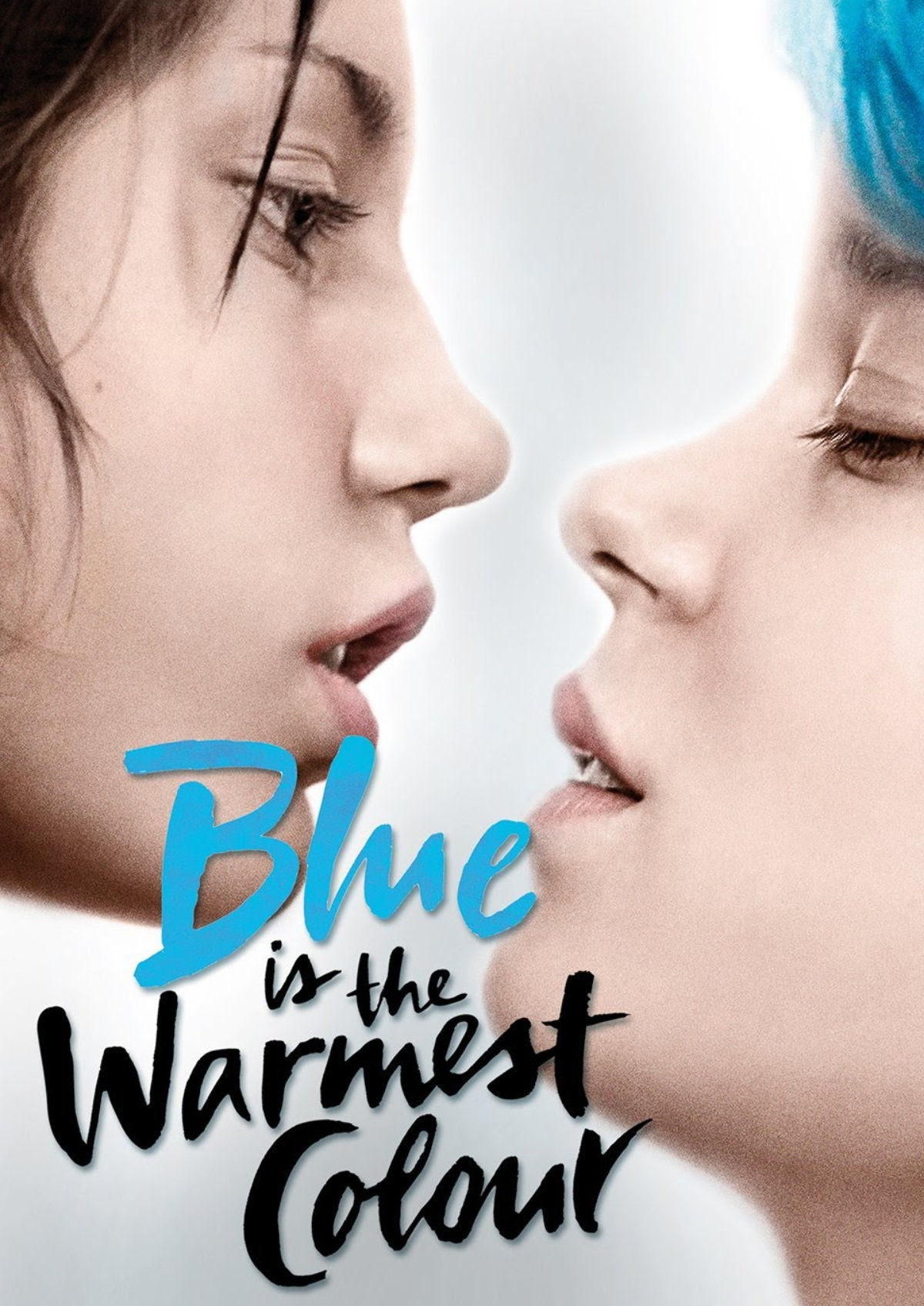 'Blue Is The Warmest Colour' movie poster