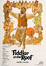 Fiddler On The Roof showtimes