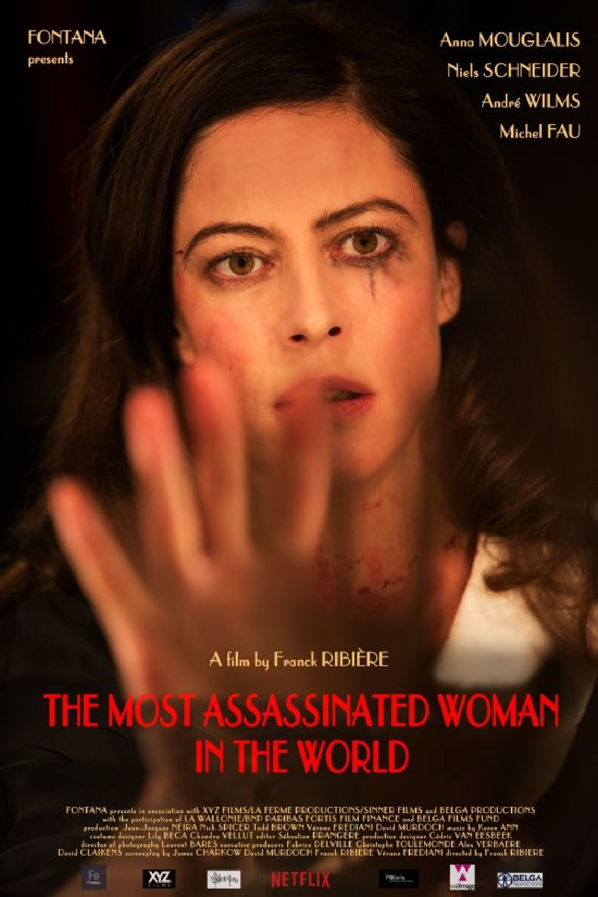 'The Most Assassinated Woman In The World' movie poster