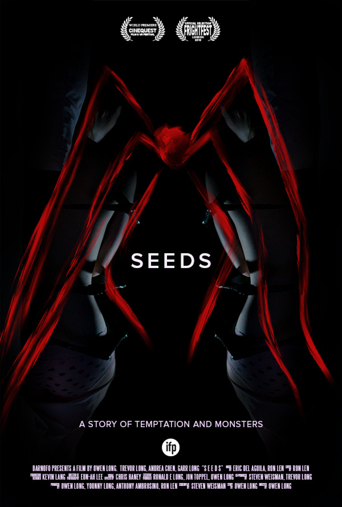 'Seeds' movie poster