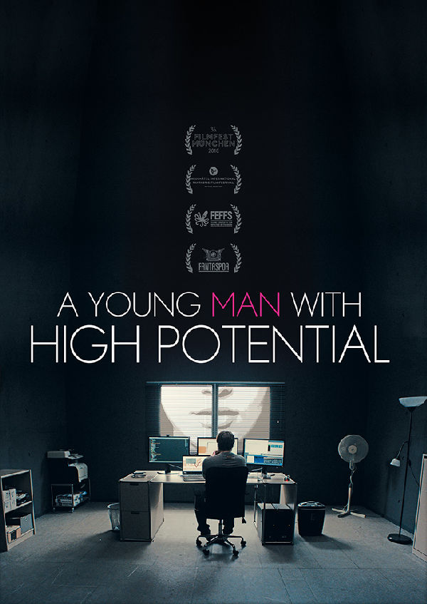 'A Young Man With High Potential' movie poster