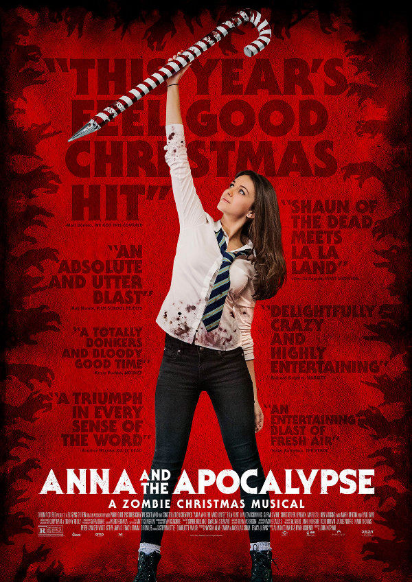 'Anna And The Apocalypse' movie poster