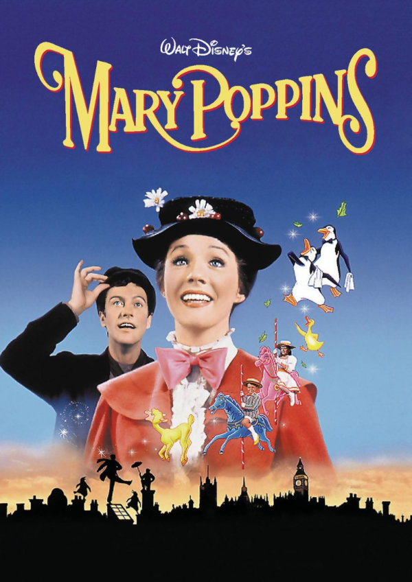 'Mary Poppins' movie poster