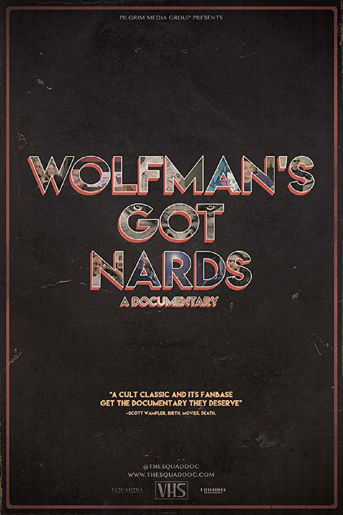 'Wolfman's Got Nards' movie poster