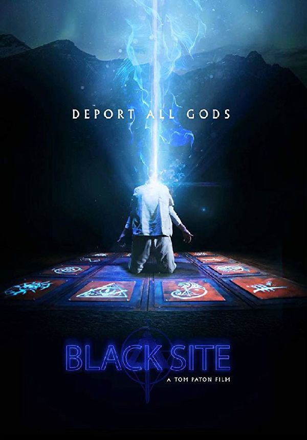 'Black Site' movie poster