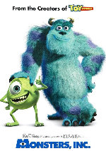 Monsters, Inc. showtimes