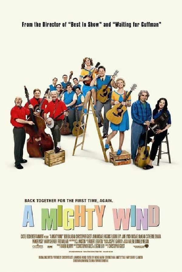 'A Mighty Wind' movie poster