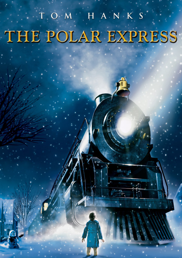 'The Polar Express' movie poster
