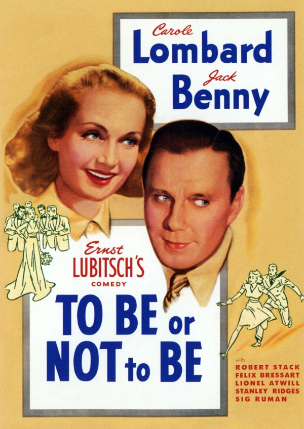 'To Be Or Not To Be' movie poster