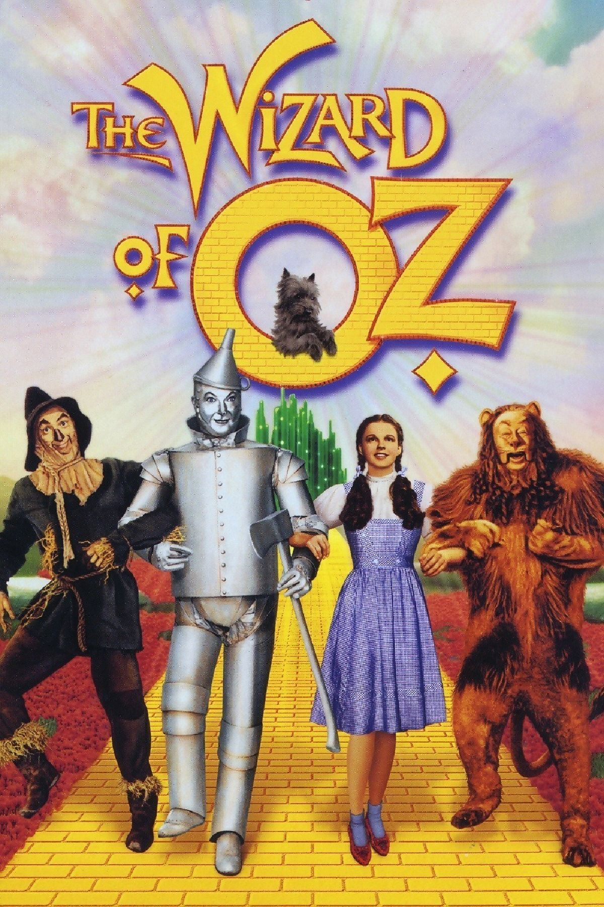 'The Wizard of Oz' movie poster