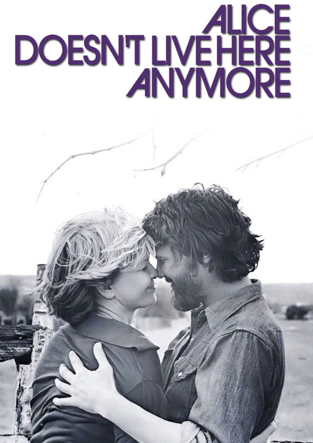 'Alice Doesn't Live Here Anymore' movie poster