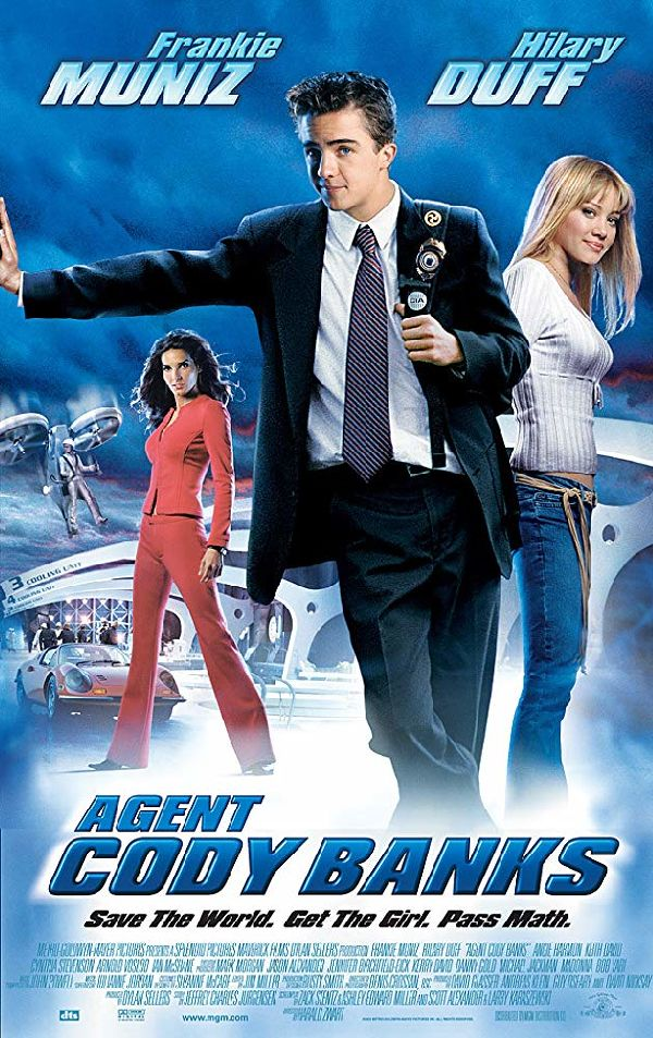 'Agent Cody Banks' movie poster