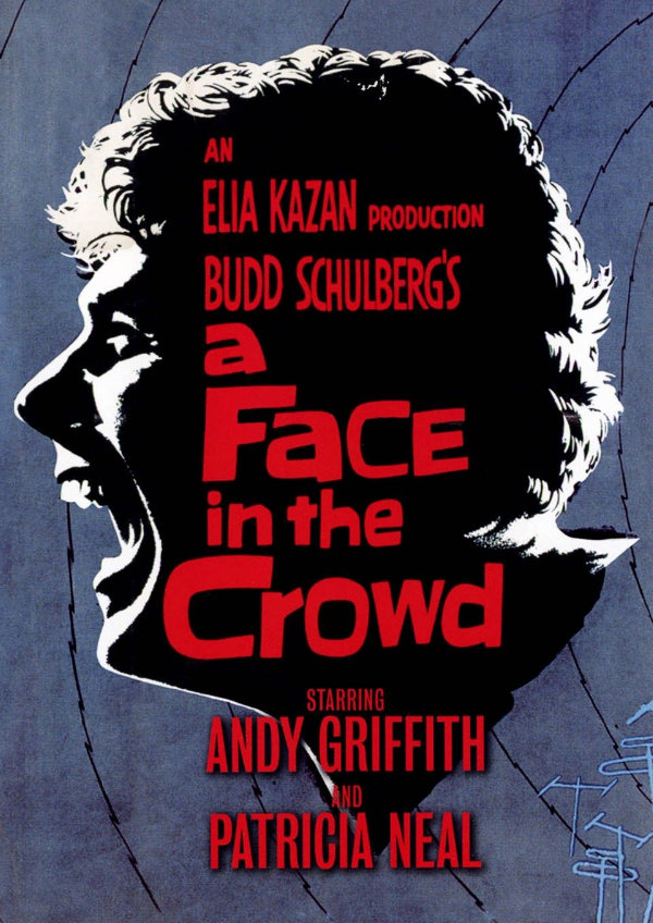 'A Face In The Crowd' movie poster