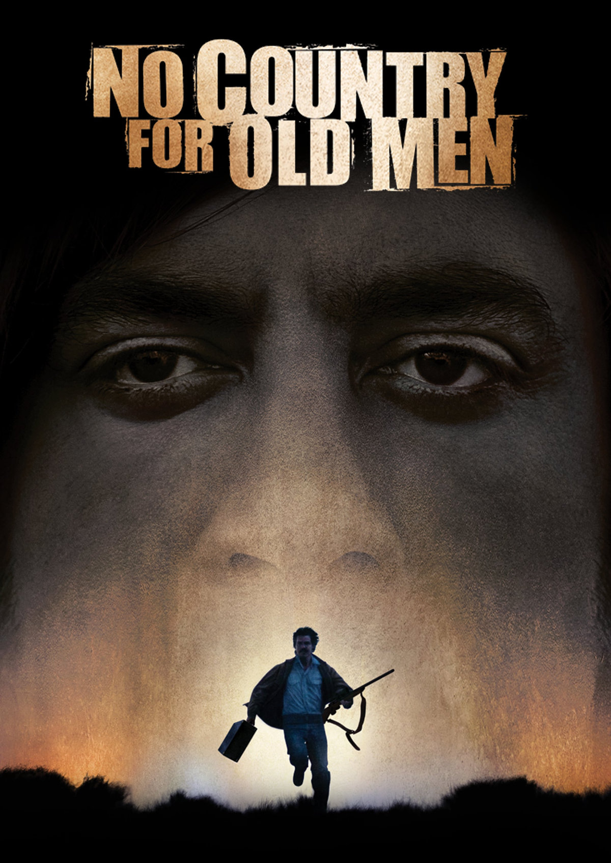 'No Country For Old Men' movie poster
