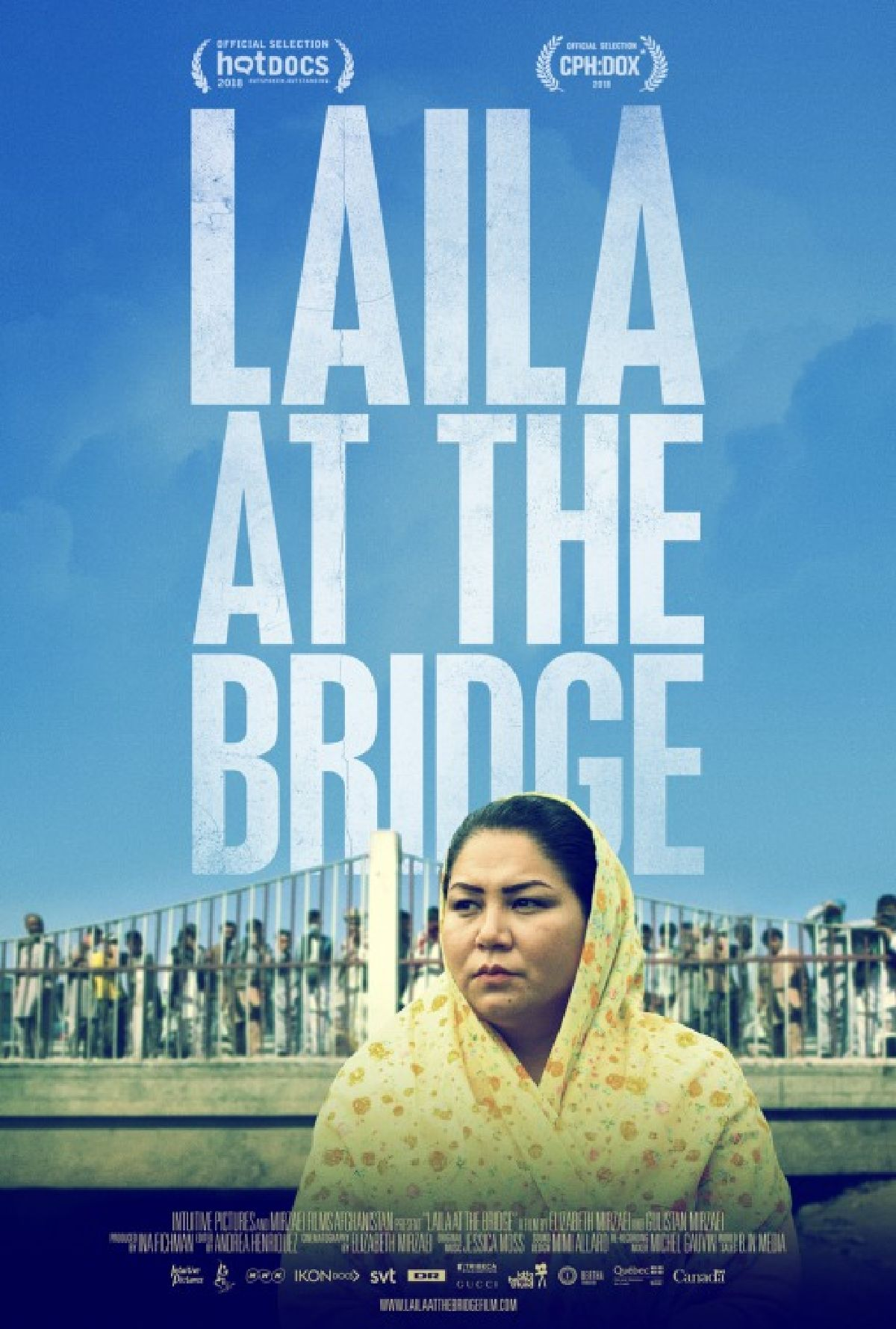 'Laila At The Bridge' movie poster
