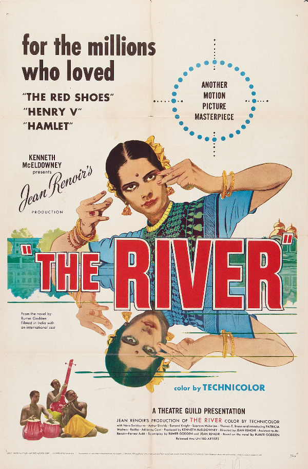 'The River' movie poster
