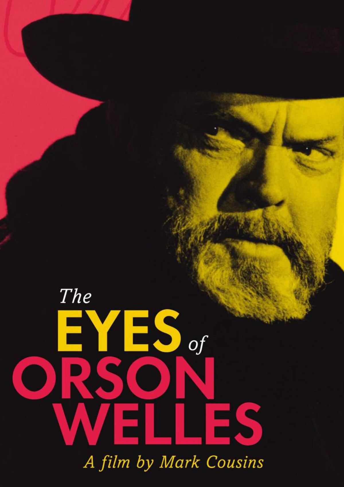 'The Eyes Of Orson Welles' movie poster