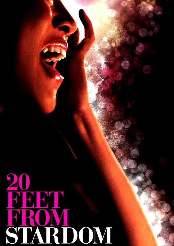 '20 Feet From Stardom' movie poster