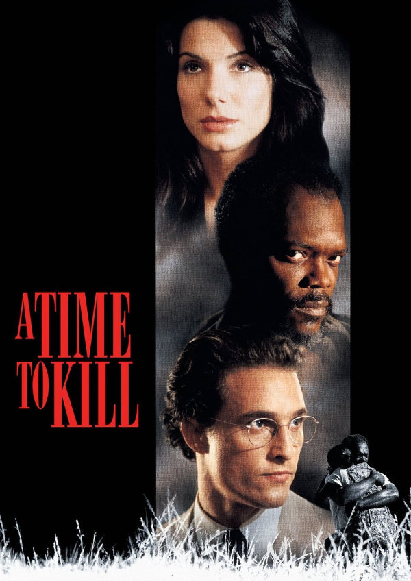 'A Time To Kill' movie poster