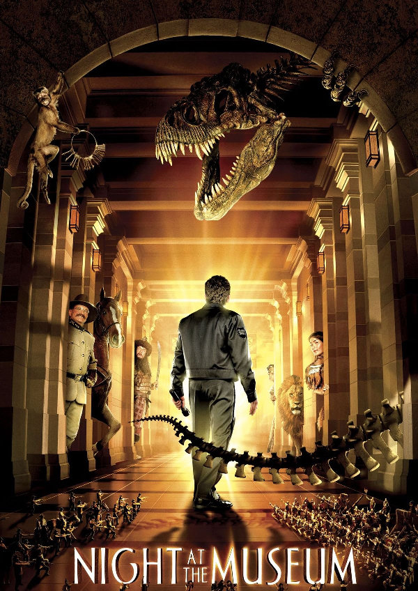 'Night At The Museum' movie poster