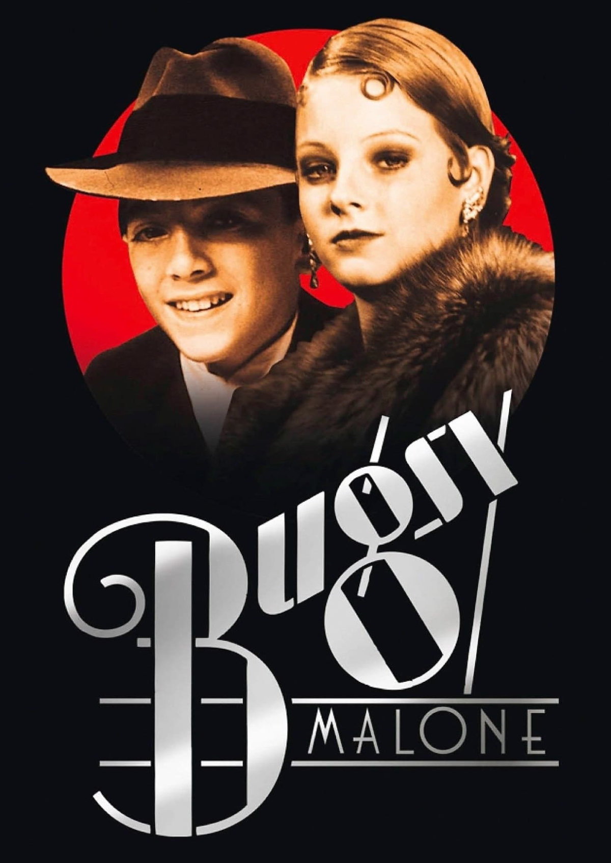 'Bugsy Malone' movie poster