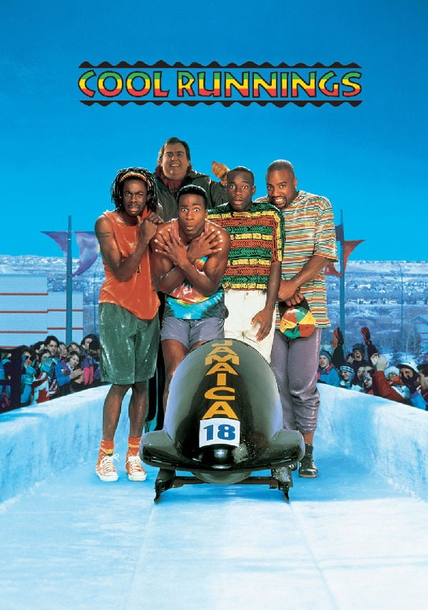 'Cool Runnings' movie poster